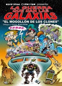 La guerra que dan las galaxias