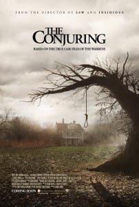 Poster final deExpediente Warren: The Conjuring