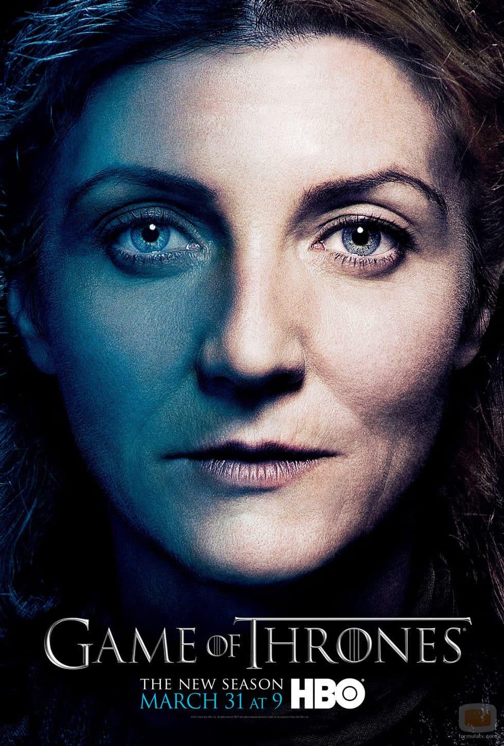 catelyn-stark-poster-promocional-tercera-temporada-juego-de-tronos