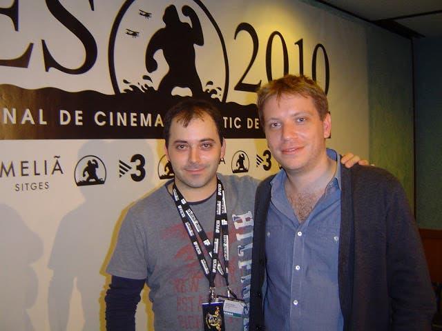 con Gareth Edwards Godzilla