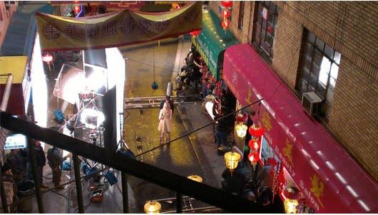 Emma Stone  y Andrew Garfield en The amazing Spider-man 2