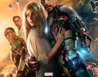 Septimo spot internacional de IRON MAN 3