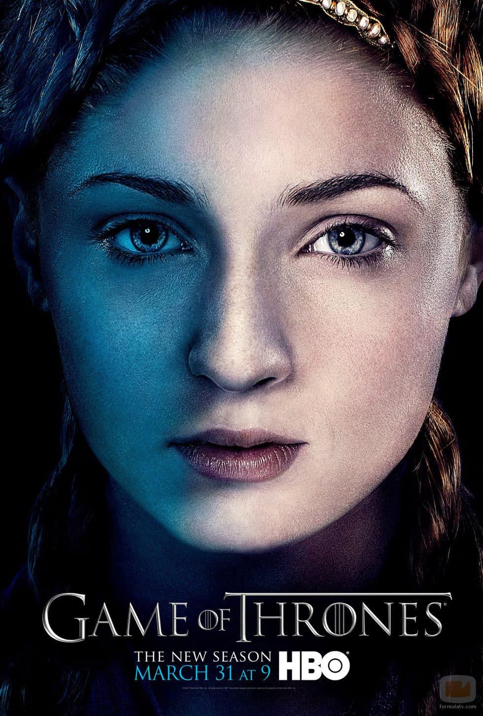 sansa-stark-poster-promocional-tercera-temporada-juego-de-tronos