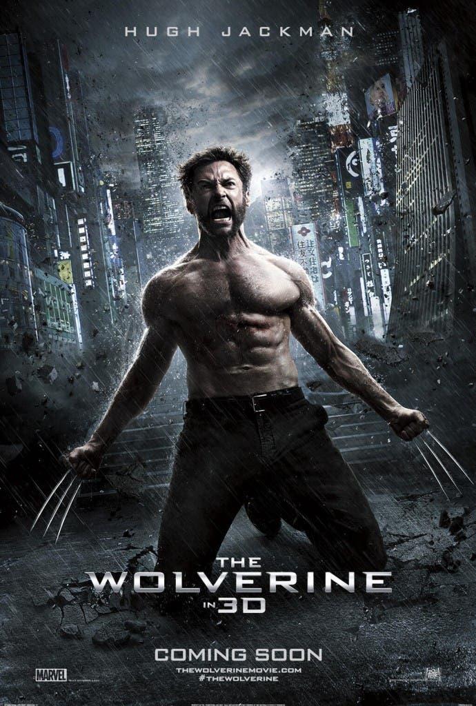 Poster de The Wolverine - Lobezno Inmortal