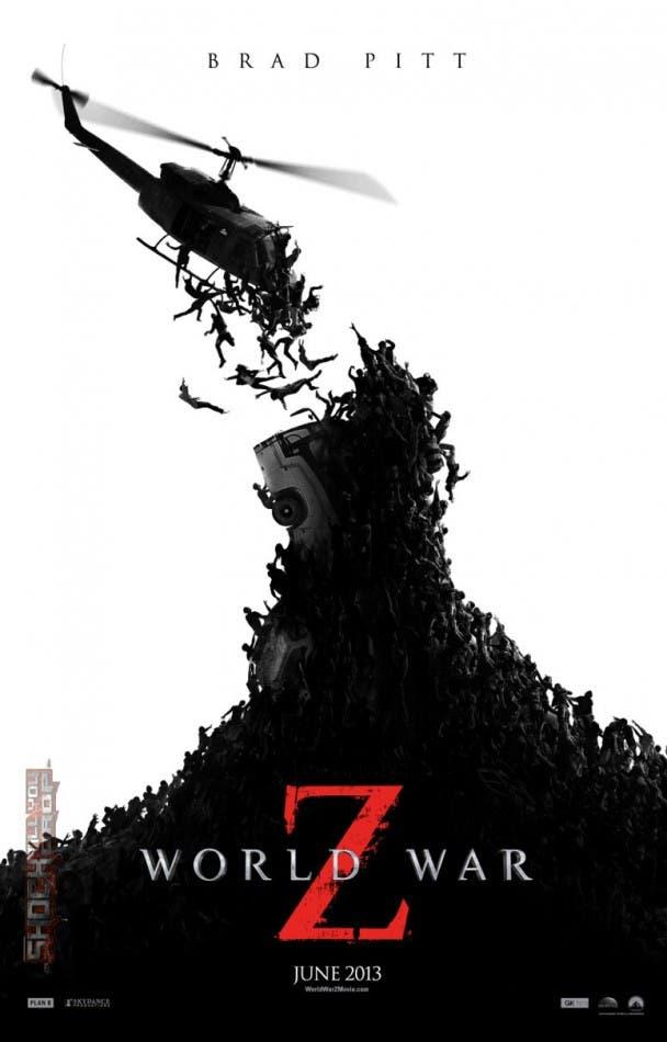 Nuevo teaser poster de Guerra mundial Z