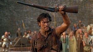 Bruce Campbell, en 'El ejército de las tinieblas' Evil Dead