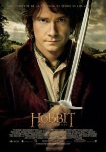 Cartel de 'El hobbit. Un viaje inesperado'