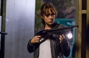 La entonces poco conocida Emma Stone fue una de las protagonistas de 'Bienvenidos a Zombieland'