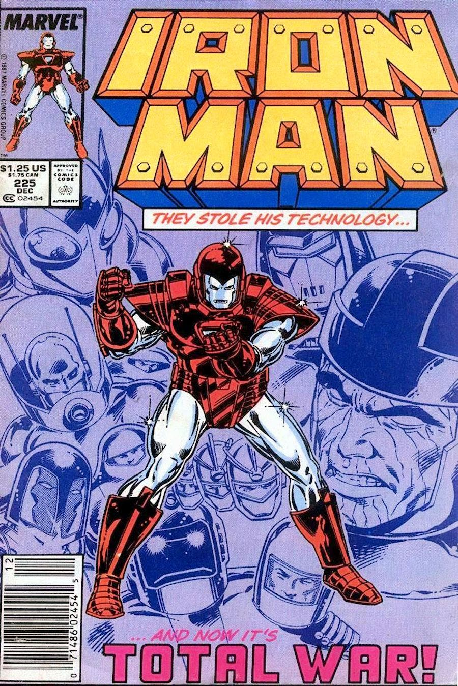 Iron Man nº 225
