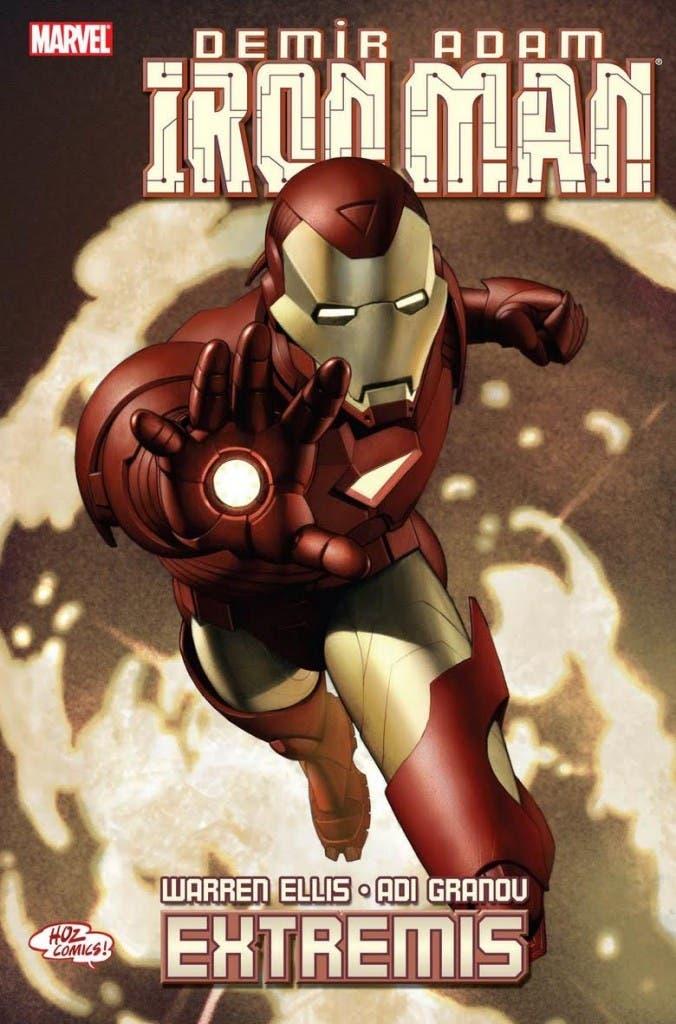 Iron Man Vol.4 Nº 5
