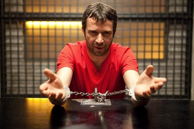 James Purefoy en The Following