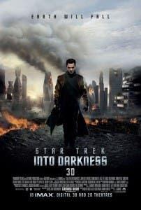 Nuevo poster internacional de Star Trek En la oscuridad