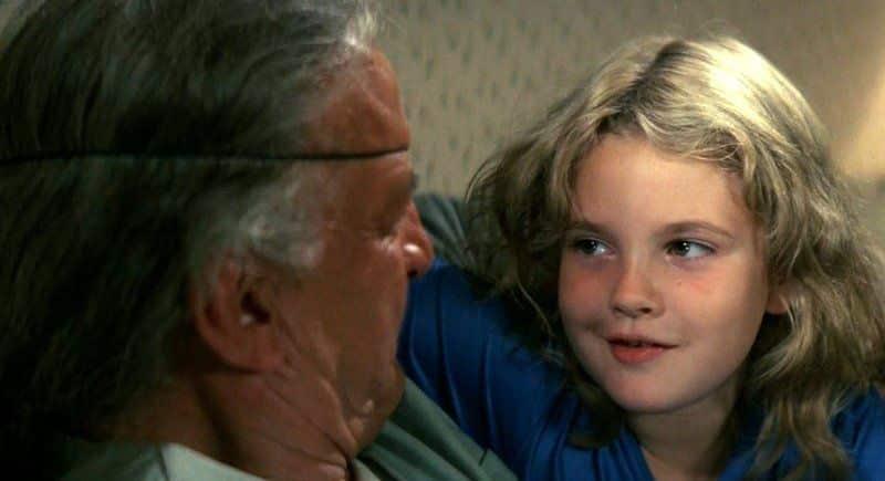 Ojos de fuego Drew Barrymore