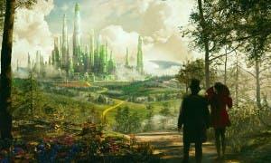 Fotograma de 'Oz, un mundo de fantasía'