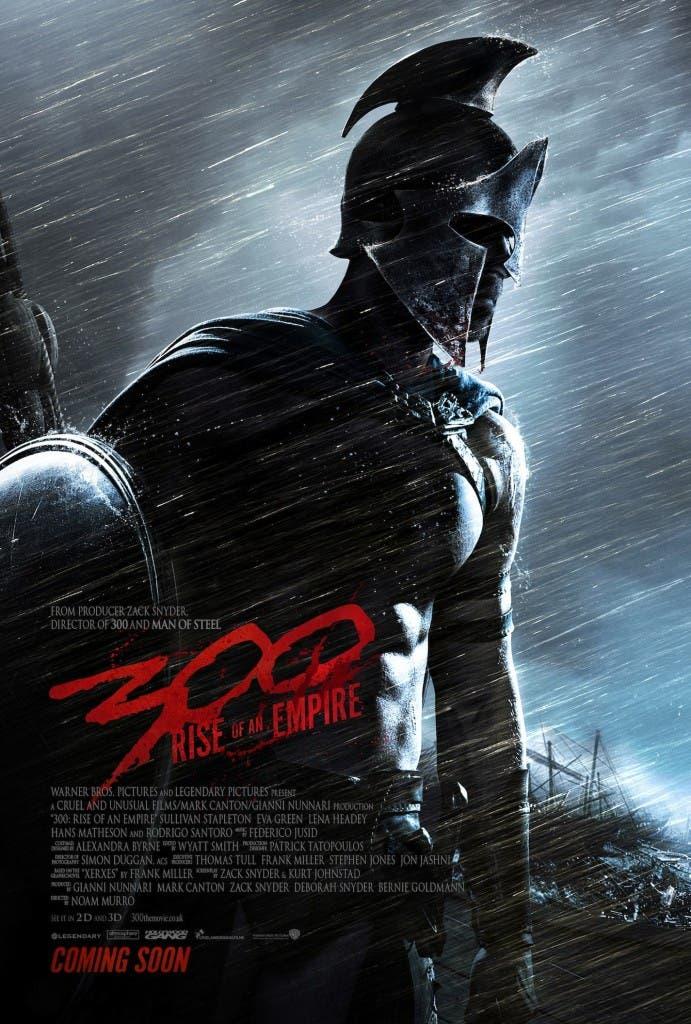 Teaser poster de 300: el origen de un imperio
