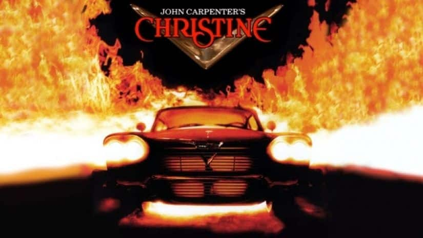 Christine 1983 John Carpenter