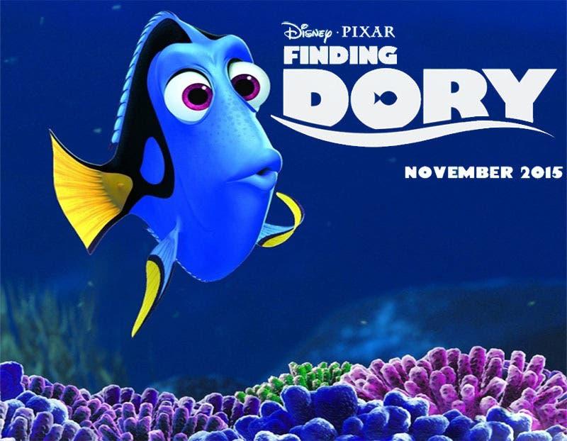 Finding Dory será el título de la secuela de Buscando a Nemo Buscando a Dory