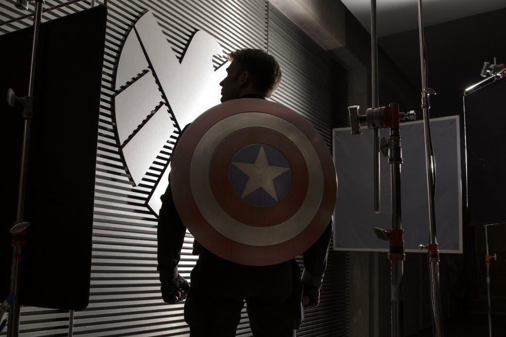 Primera imagen de Capitán América 2: El soldado de invierno