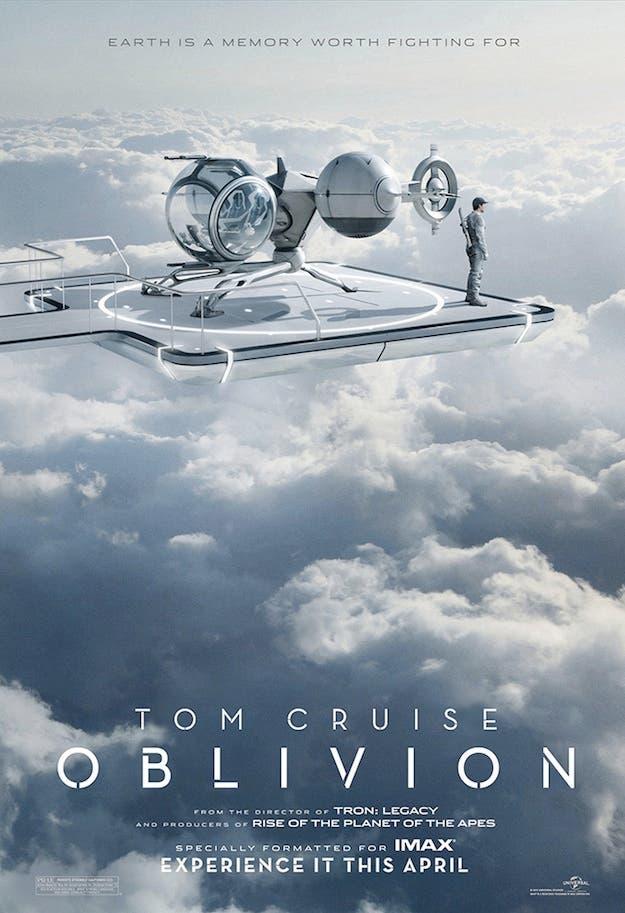 oblivion imax