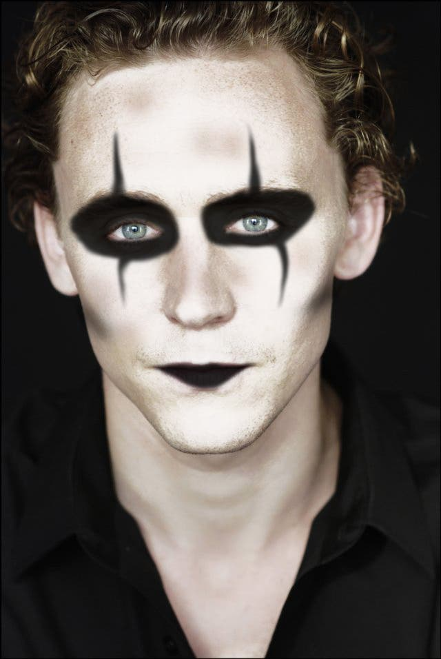 Tom Hiddleston podría convertirse en El cuervo (The Crow)