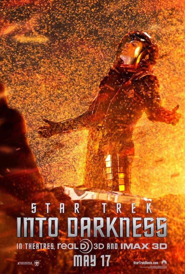 Zachary Quinto es Spock en Star Trek: En la oscuridad