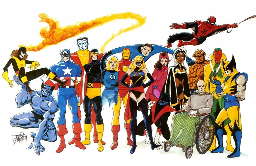 Art-of-John-Byrne-center-spread