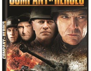 Company of heroes, ya disponible en DVD, Blu-ray™ y Plataformas Digitales