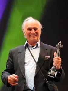 El cineasta Carlos Saura, Simón de Honor