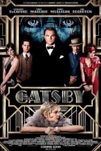 Cartel de 'El gran Gatsby'