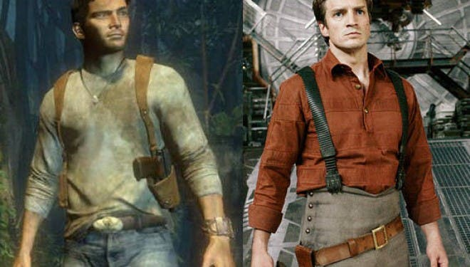 Nathan Fillion no cree que sea Drake en la adaptación de 'Uncharted'