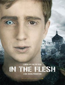 Cartel de la serie 'In the flesh'