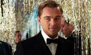 Leonardo DiCaprio, en 'El gran Gatsby'