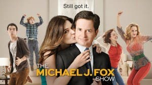 Cartel de 'The Michael J. Fox show'