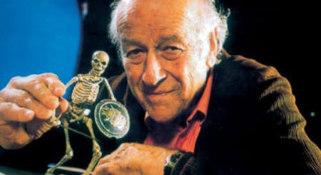 Ray harryhausen Fallece Ray Harryhausen: 1920   2013