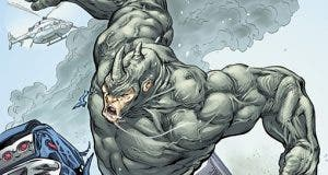 Rhino en The amazing Spider-man 2