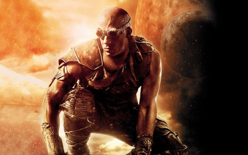 Riddick es Vin Diesel