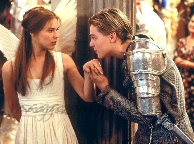 Romero + Julieta con Leonardo DiCaprio