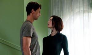 Matthew Goode y Mia Wasikowska, tío y sobrina en 'Stoker'