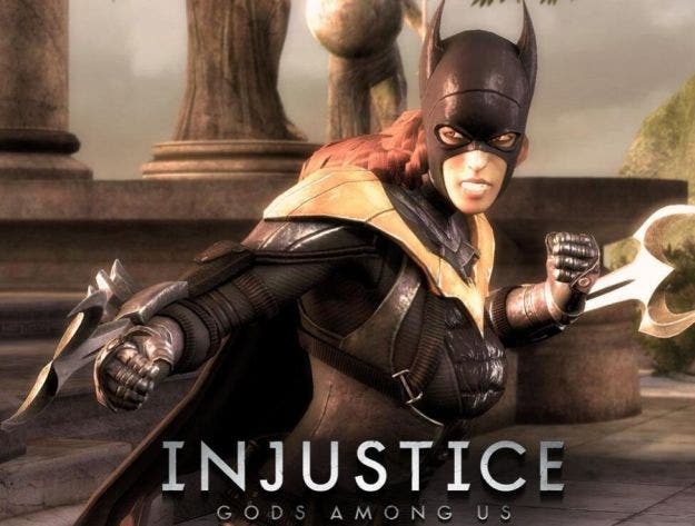 batgirl injustice gods among us