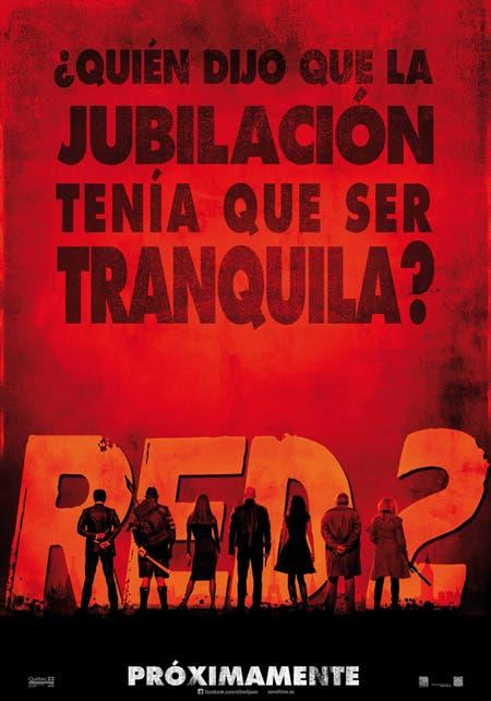 Poster de RED 2