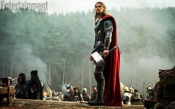 Nueva imagen de Thor: El mundo oscuro