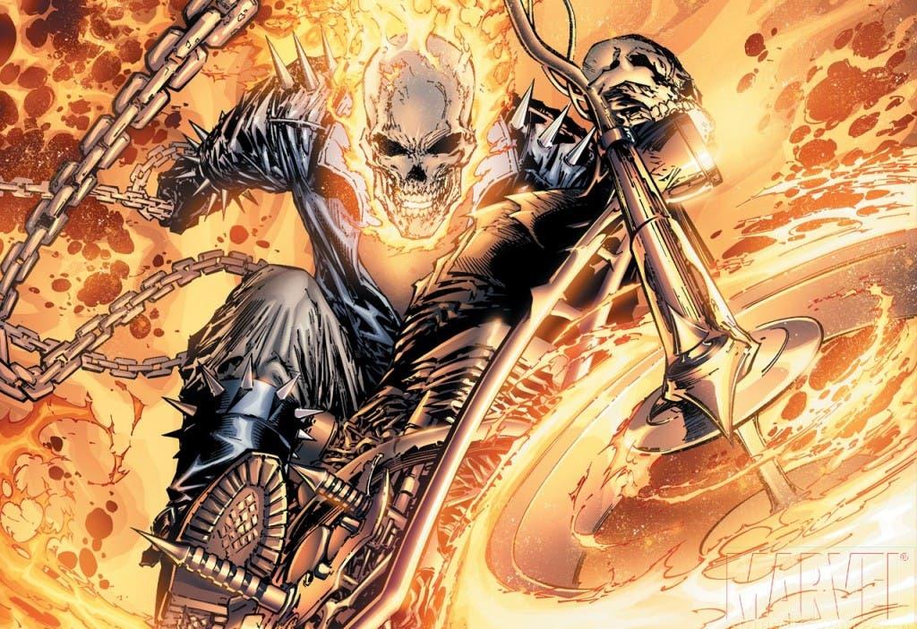 Motorista fantasma vuelve a Marvel Studios