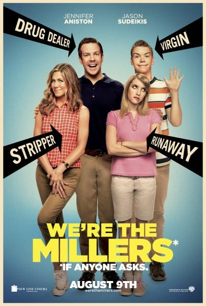 were-the-millers-poster