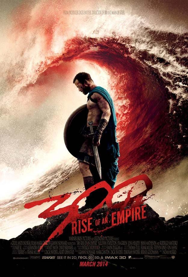 Nuevo poster de 300: El origen de un imperio