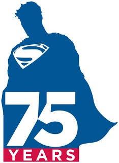 75 aniversario de Superman (El hombre de acero)