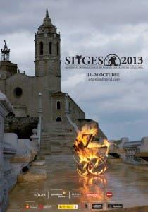 Cartel oficial de Sitges 2013