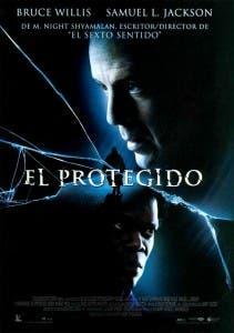 Cartel español de 'El protegido'