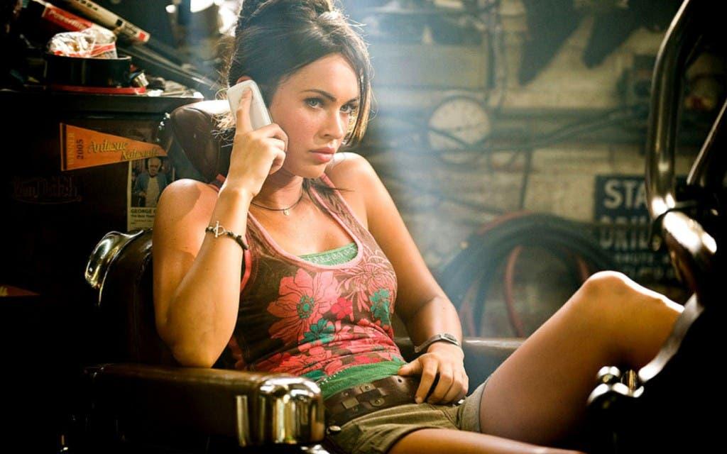 Megan Fox en Transformers La venganza de los caidos