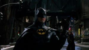 Michael Keaton volvió a interpretar a Batman