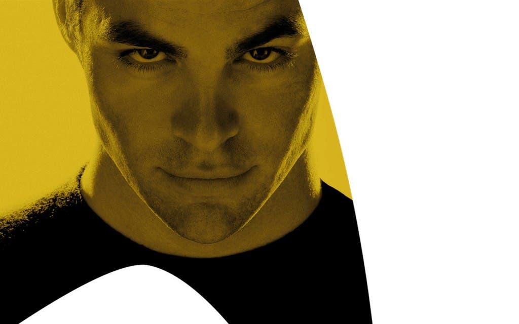 Chris Pine es Kirk en Star Trek En la oscuridad